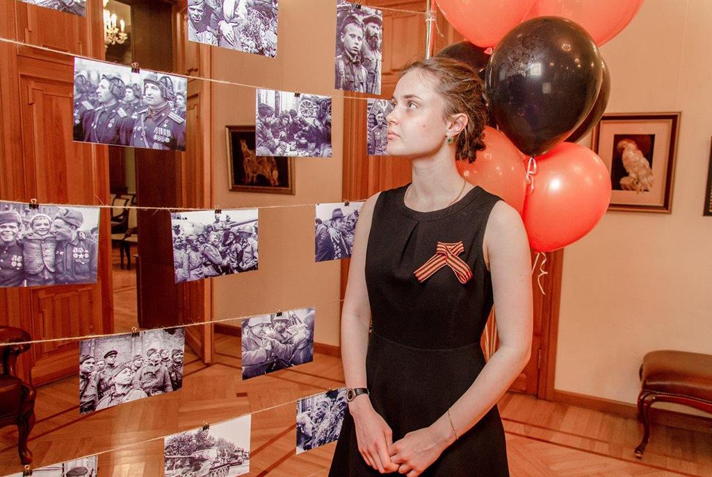 В ТУСУРе прошёл первый фестиваль студенческого творчества, посвящённый Дню Победы