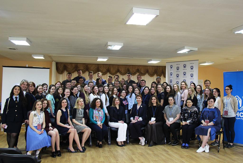 Фото: Центр развития юридических клиник