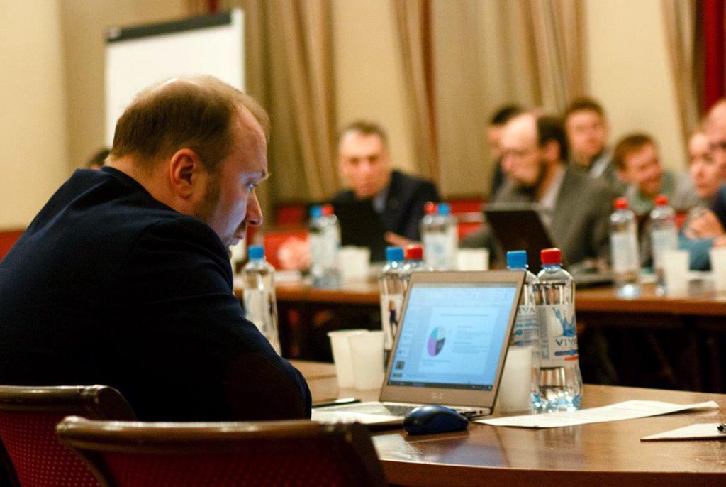 Участники проекта «Рой малых космических аппаратов» провели рабочую встречу на воркшопе в ТУСУРе