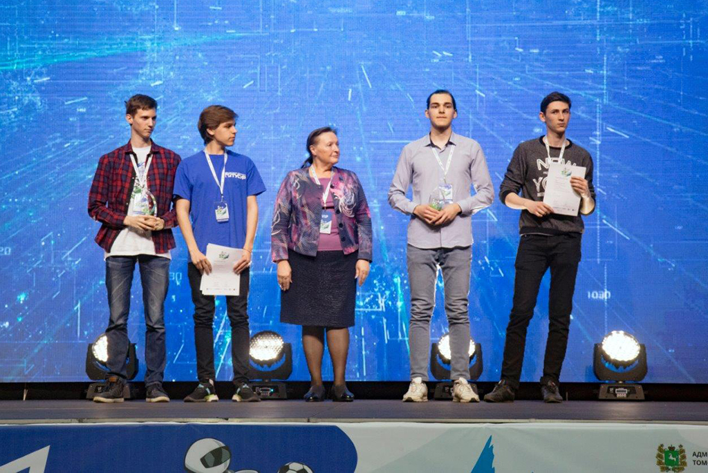 TUSUR Teams Win All Medals in RCJ Rescue Simulation at RoboCup Russia Open
