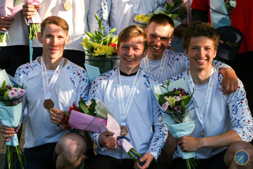 ТУСУР – призёр первого этапа Студенческой гребной лиги