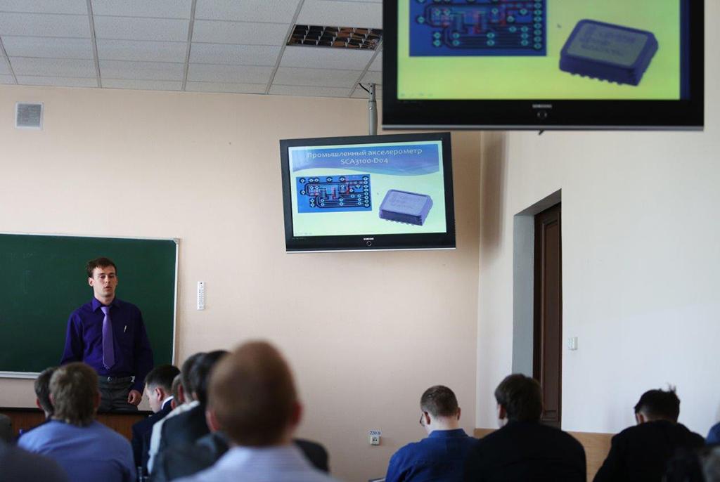 Представители ТУСУРа прошли в финал первого конкурса разработок в области телерадиовещания «Первый шаг»