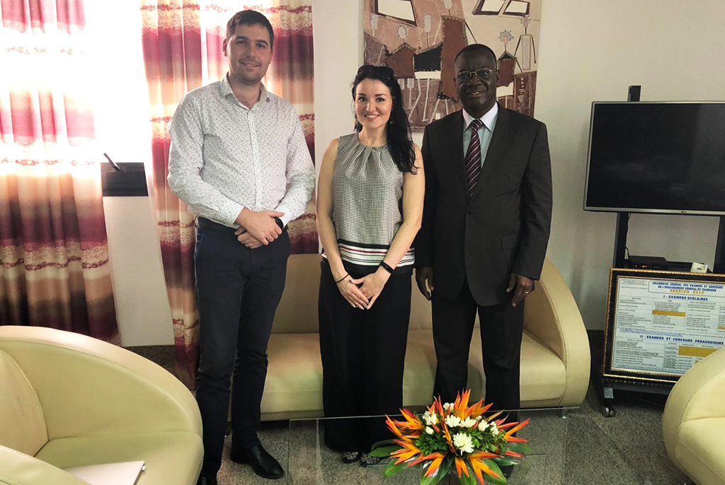 TUSUR Develops Academic Cooperation with Côte d'Ivoire