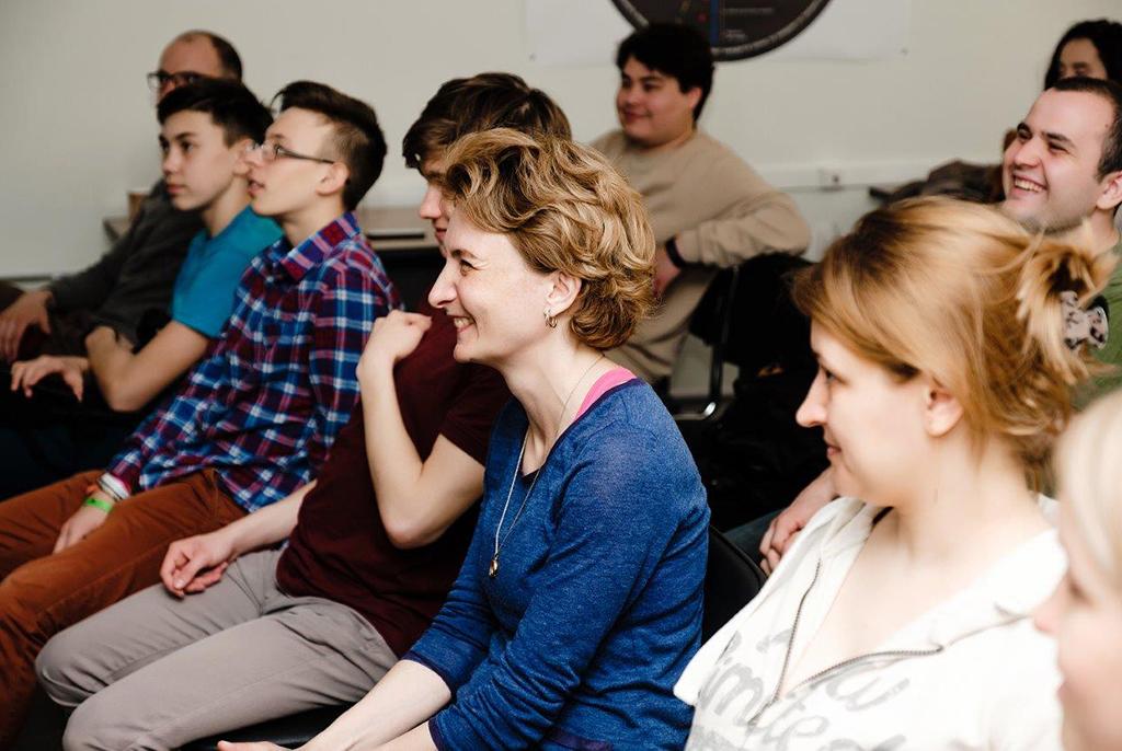 В «Точке кипения» ТУСУРа прошёл открытый семинар по брендингу