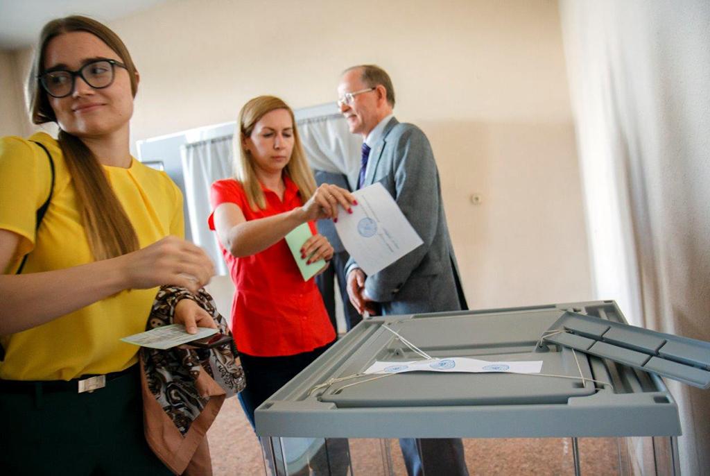 В ТУСУРе состоялись выборы ректора
