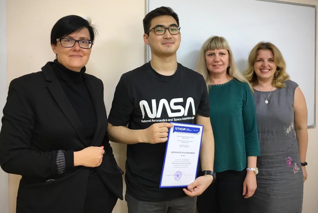Студенты ТУСУРа сдали сертификационные экзамены по английскому языку в формате TOEFL iBT