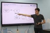 Студенты ТУСУРа представили актуальные IoT-решения для Samsung