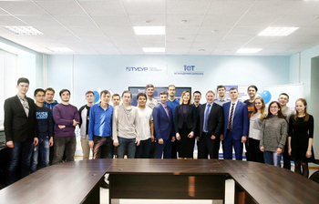 First Projects to be Presented at Samsung IoT Academy at TUSUR