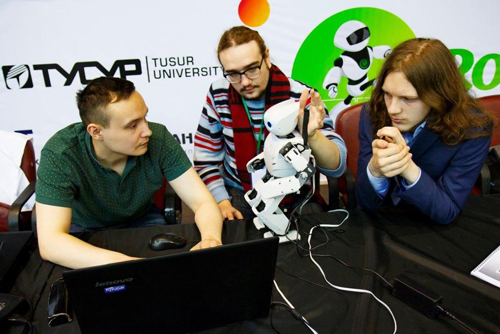 Учёные ТУСУРа участвуют в разработке робота-тьютора для детей с аутизмом