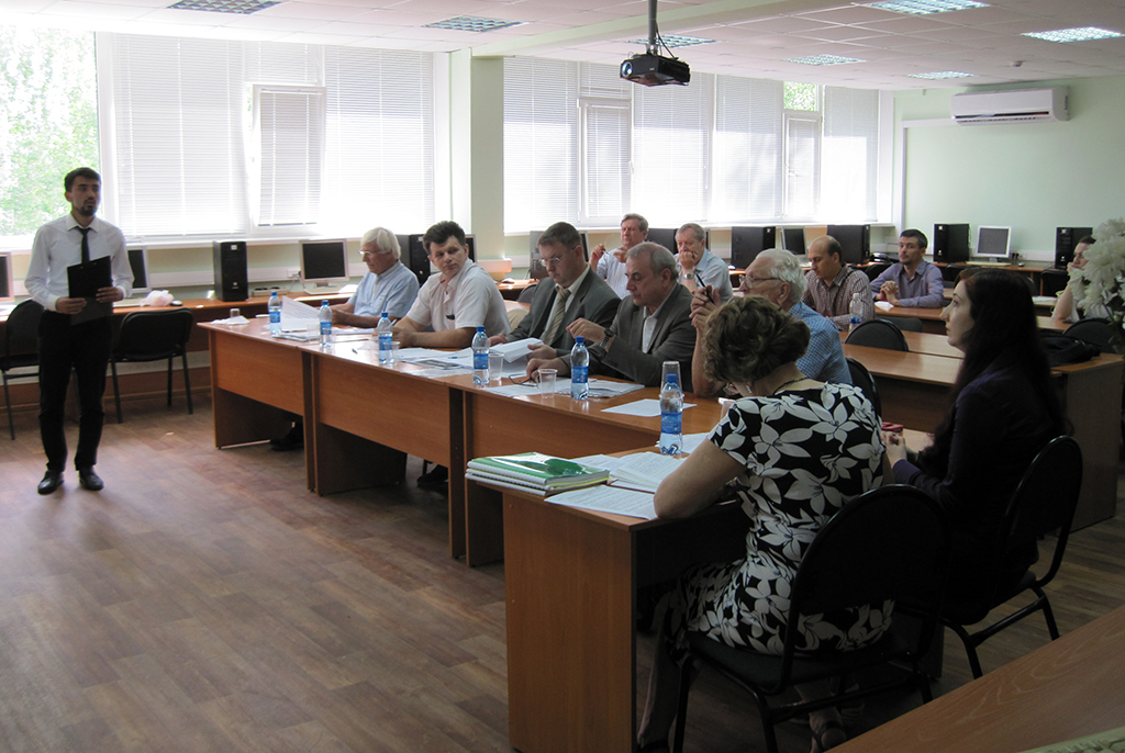 Магистранты кафедры РТС успешно защитили магистерские диссертации