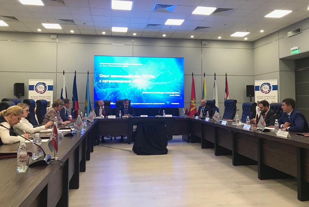 ТУСУР на «Армии» представил собственную модель диверсификации системы подготовки кадров для ОПК