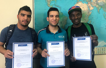 Geography of TUSUR Pre-University Course Doubles in 2019