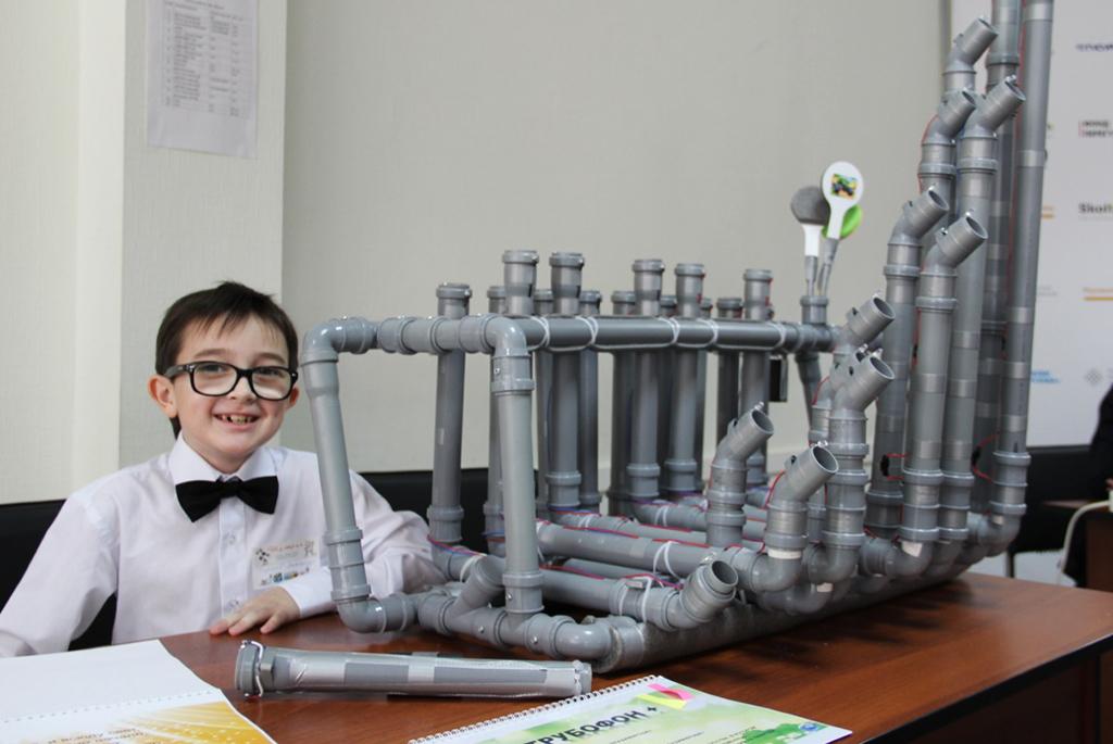 Ученики детского технопарка ТУСУРа – победители конкурса «ШУСТРИК»