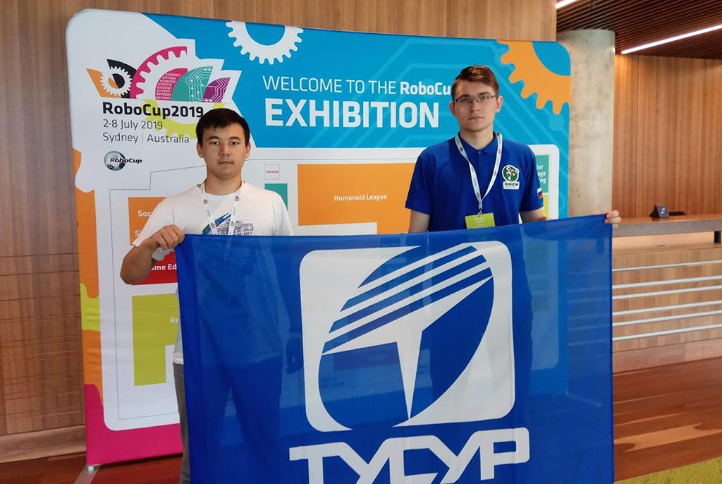 Студенты ТУСУРа стали одними из лучших в «техническом испытании» на мировых робототехнических соревнованиях RoboCup