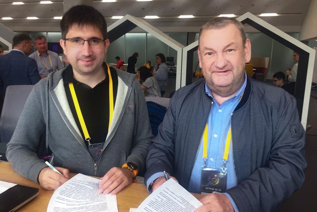 ТУСУР и МАИ заключили соглашение о сотрудничестве по реализации проектов НТИ