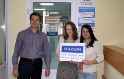 Pearson VUEAuthorized Test Center opened atthe TUSUR Center ofInternational IT- Training