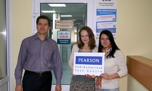 Pearson VUE Authorized Test Center opened at the TUSUR Center of International IT- Training