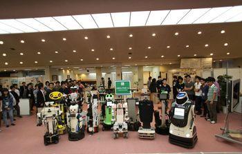 Robotics Lab Students triumphs atRobocup Japan Open 2013