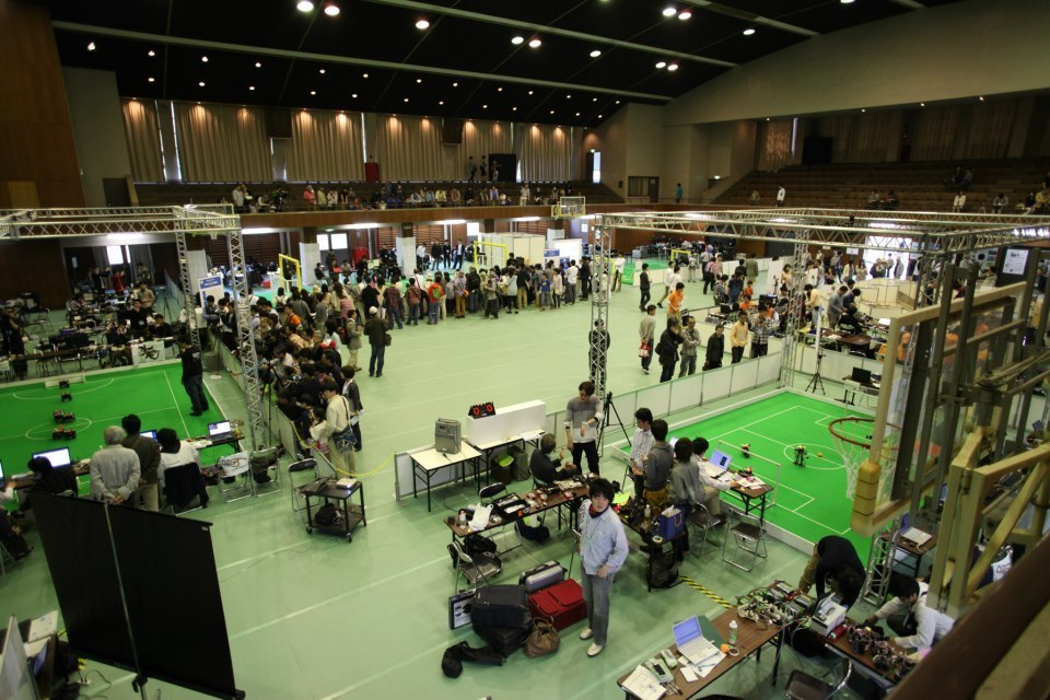 Robotics Lab Students triumphs at Robocup Japan Open 2013