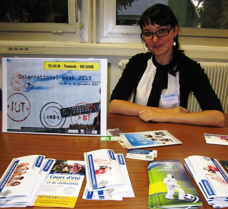 TUSUR enters into newagreements oninternational academic exchange programs