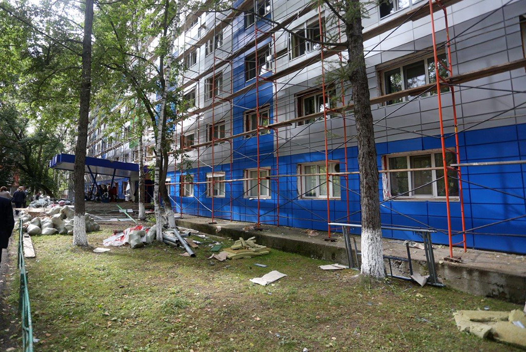 ТУСУР в ближайшие годы планирует провести капитальный ремонт в общежитиях
