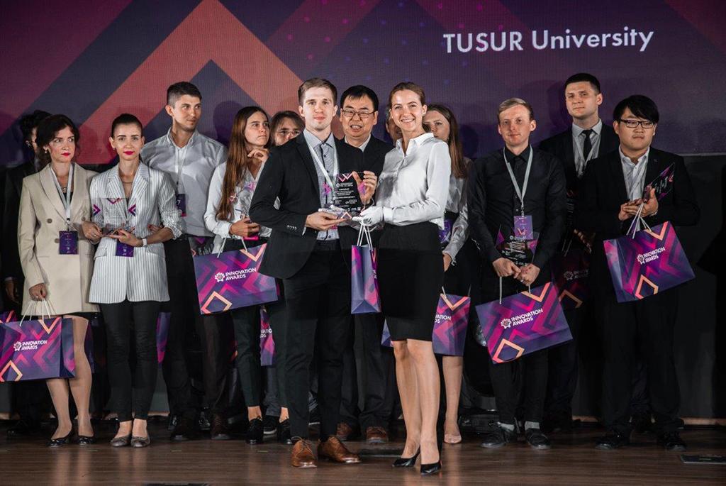 Аспирант ТУСУРа стал победителем российско-китайской премии индустриальных инноваций