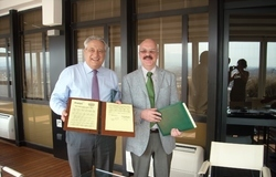 """Cooperation with University ofRome """"Tor Vergata"""""""