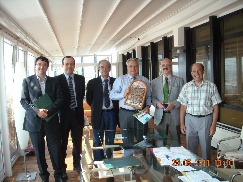 "Cooperation with University of Rome ""Tor Vergata"""