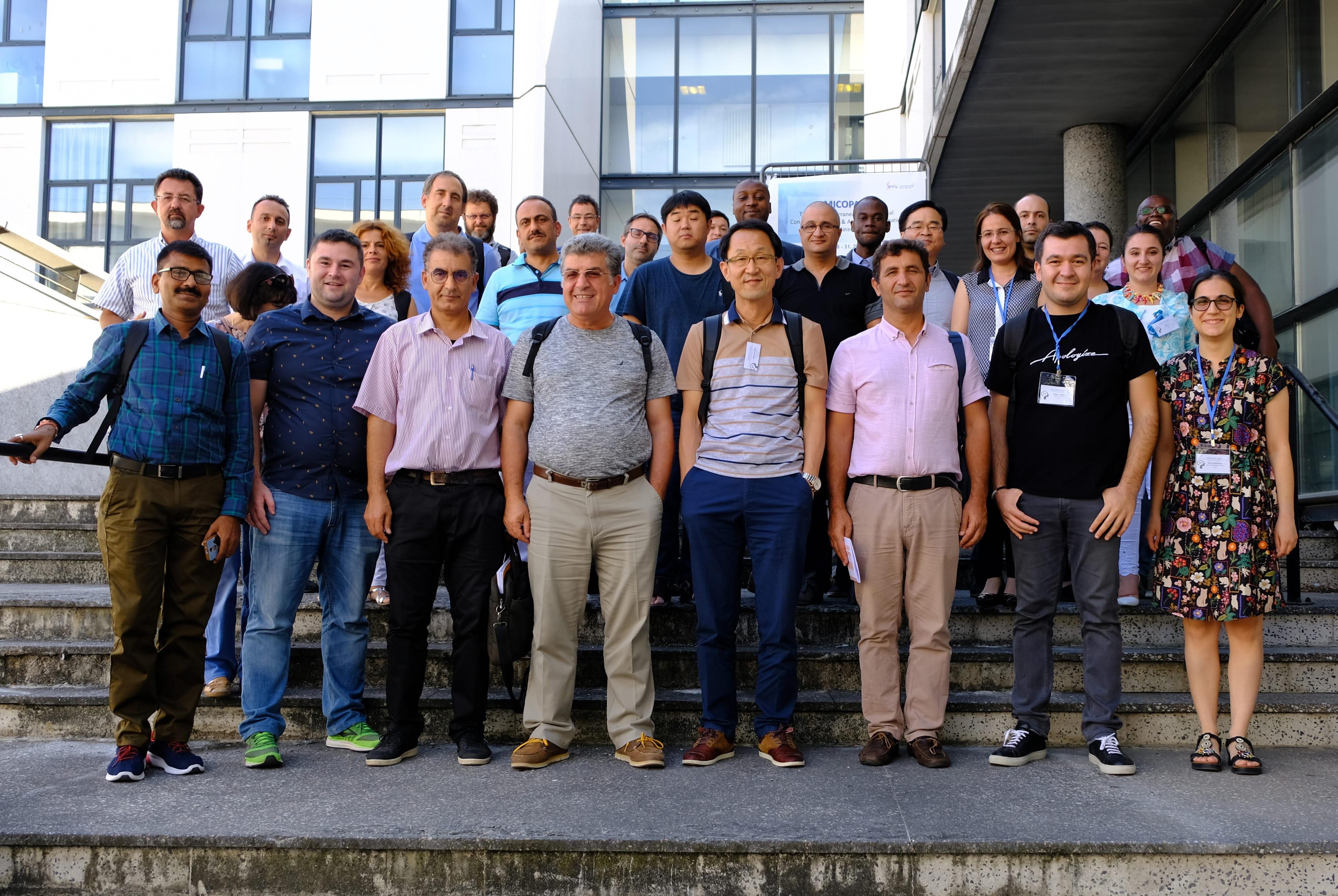 Сотрудник факультета безопасности выступил с докладом на международной конференции по фундаментальной и прикладной математике