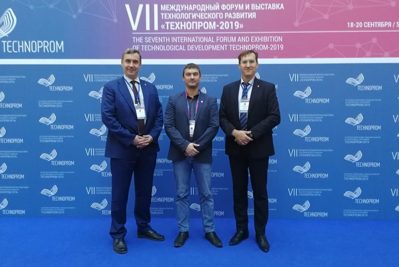 ТУСУР на «Технопроме - 2019»: о «коротких кейсах», эффективности инкубаторов и «скрытых чемпионах»