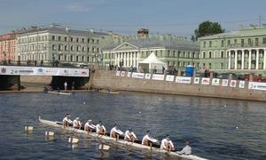 TUSUR rowers won the bronze medal in the Russian President's Cup Rowing Regatta