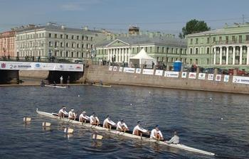 TUSUR rowers wonthe bronze medal inthe Russian President's CupRowing Regatta