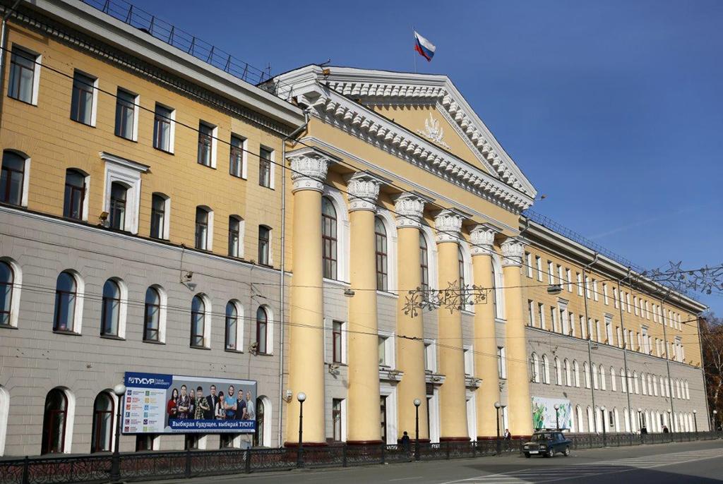 ТУСУР вошёл в международный рейтинг вузов «Три миссии университета»
