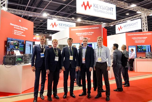 ТУСУР и компания Keysight Technologies дооснастят совместный центр оборудованием в областях IoT-устройств, 5G/6G-технологий