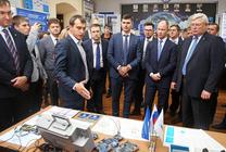 Руководству «СИБУРа» продемонстрировали разработки ТУСУРа