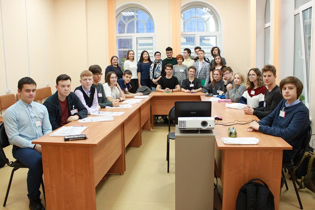 В ТУСУРе состоялось открытие осенней сессии языковой школы