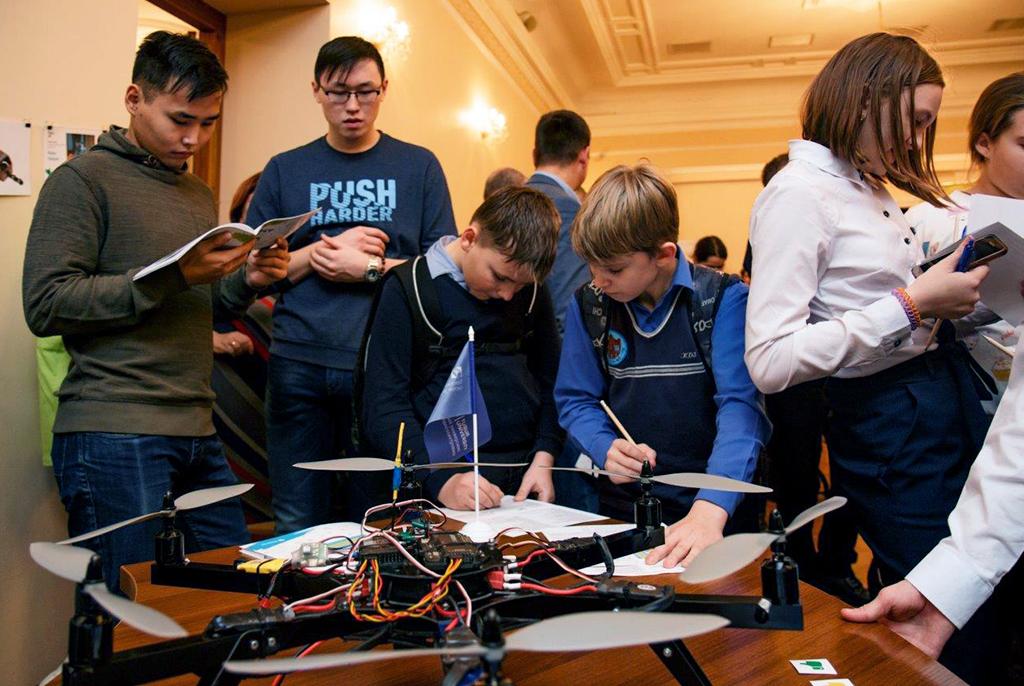 50 проектов заявлено к участию в выставке молодых учёных «Рост.UP» ТУСУРа