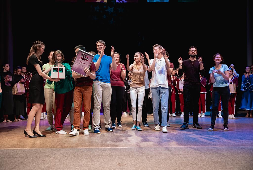 В конкурсе талантов ТУСУРа приняли участие более 140 студентов