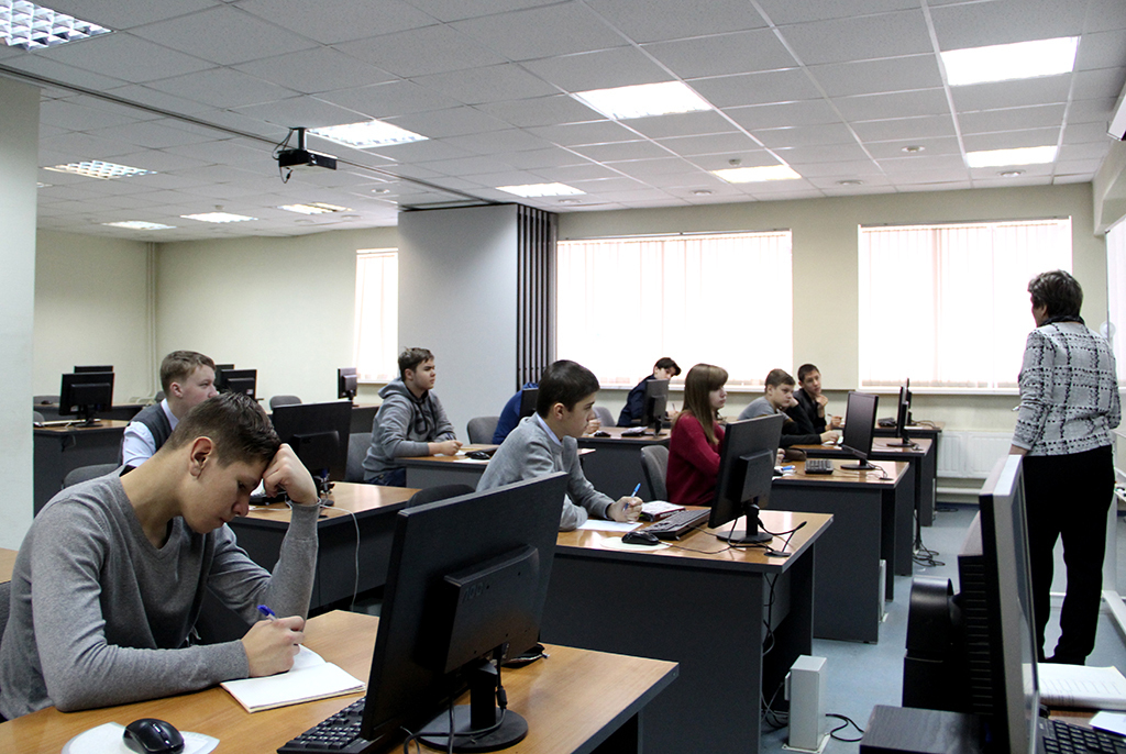 Подведены итоги набора в специализированные классы ТУСУРа в 2019–2020 учебном году