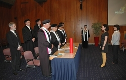 Successful defence inthe Netherlands