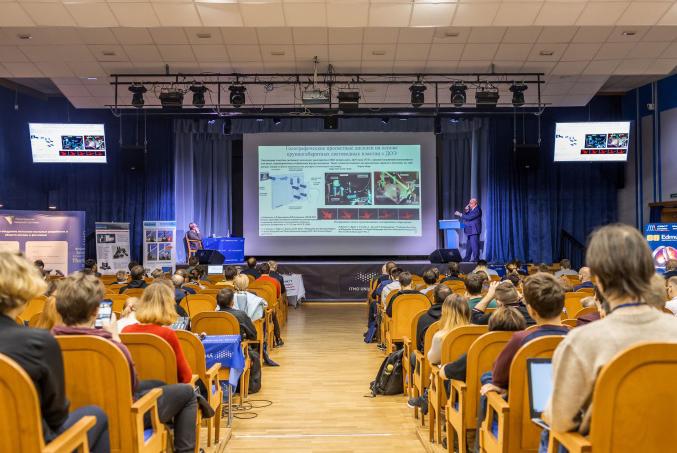Студенты кафедры СВЧиКР участвуют в международных научных мероприятиях