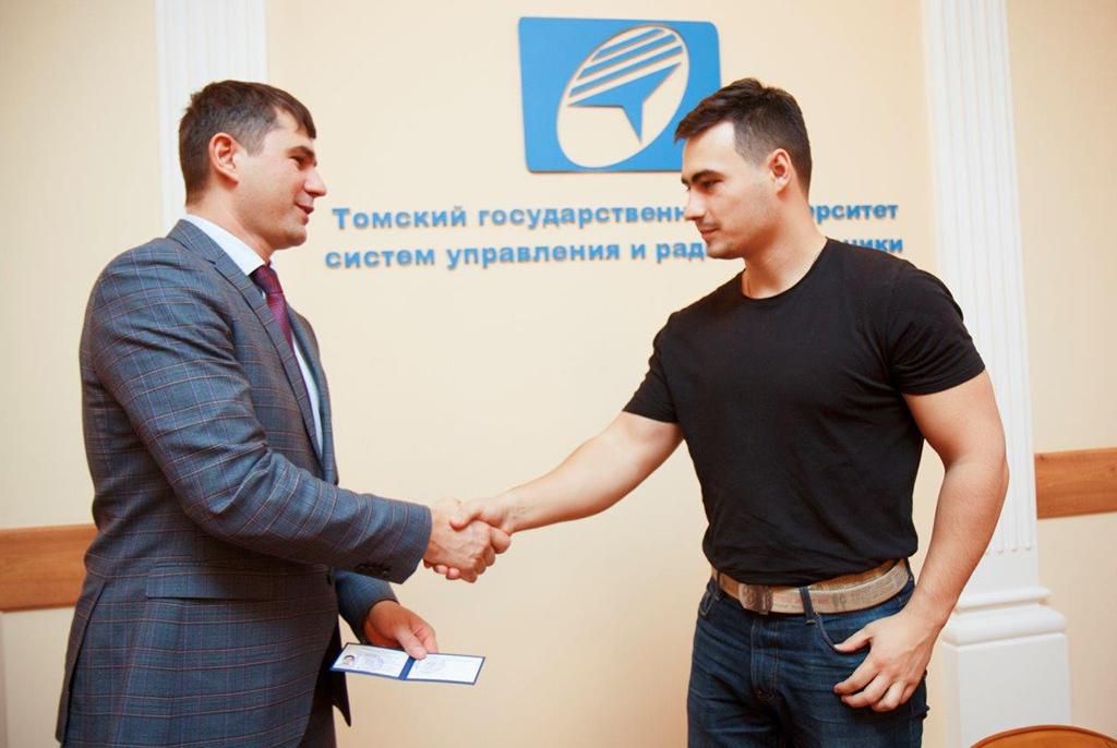 В аспирантуру ТУСУРа поступили молодые учёные из России, ближнего и дальнего зарубежья