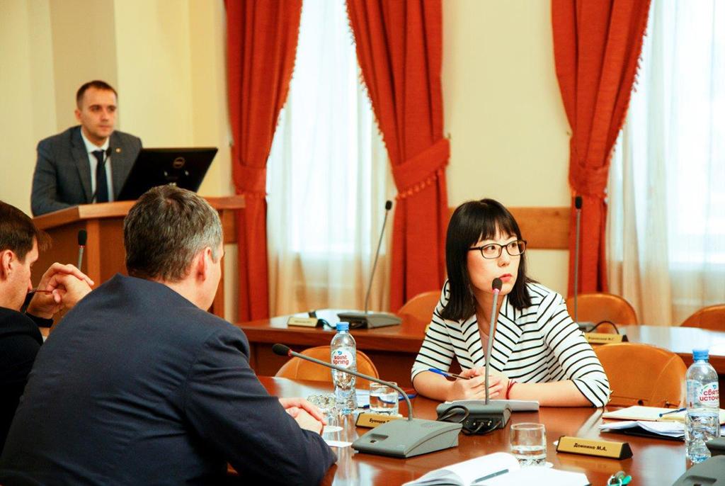 ТУСУР и Huawei обсудили расширение научного и образовательного сотрудничества