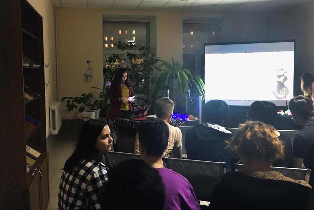 Студенты ТУСУРа ответили на «страшные» вопросы о Хэллоуине в интеллектуальном турнире