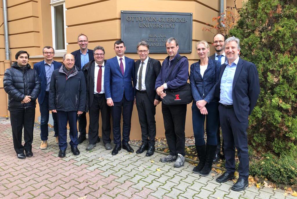 ТУСУР и Университет Отто фон Герике будут вести совместную работу в области СВЧ-интегральных схем и микроволновых систем для медицинской техники