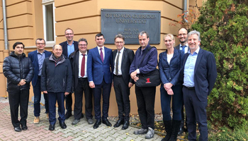 TUSUR and Otto Von Guericke University To Conduct Joint Research in Radio Photonics and Microwave Systems for Medical Devices