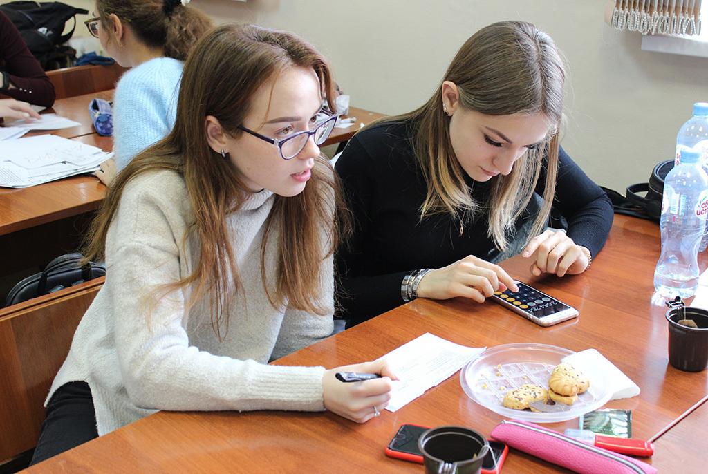 В ТУСУРе прошла традиционная студенческая бизнес-игра Business Battle