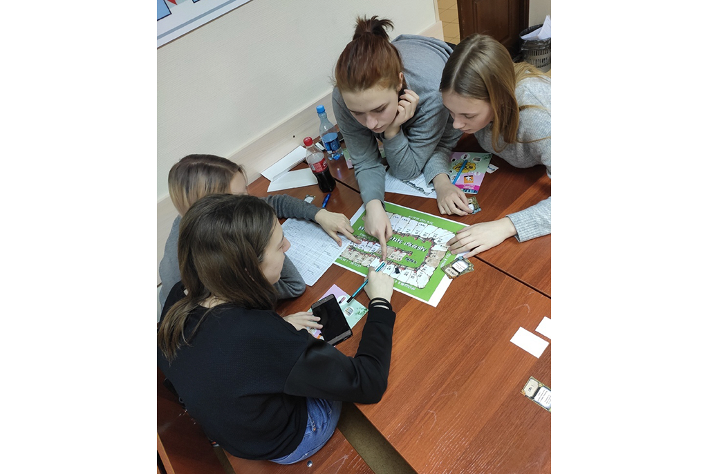 Студенческий тренинговый центр провёл ребрендинг и первое новое мероприятие в рамках недели экономического факультета