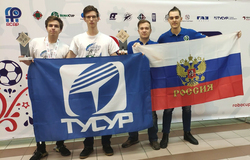 TUSUR Students Beat World's Top Teams at RoboCup Asia-Pacific