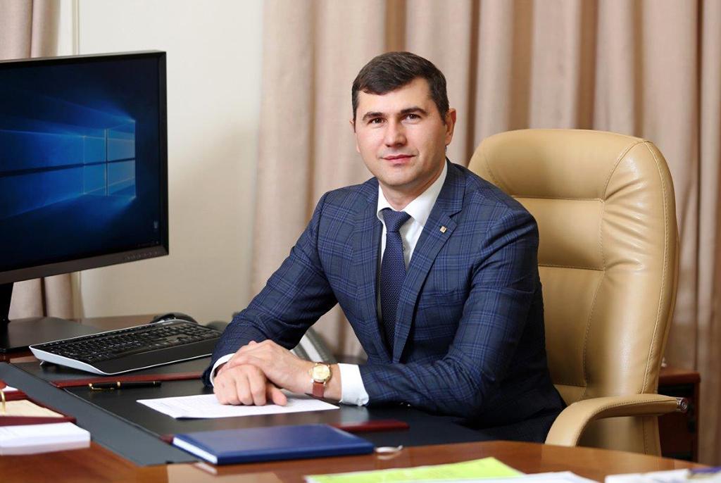 Поздравление ректора ТУСУРа с новогодними праздниками
